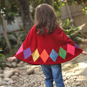 Create a cape and let your imagination soar