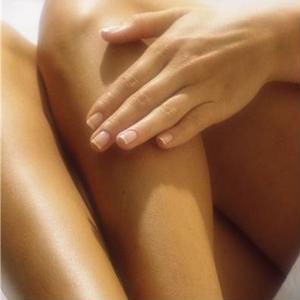 Reflections for laser hair removal.