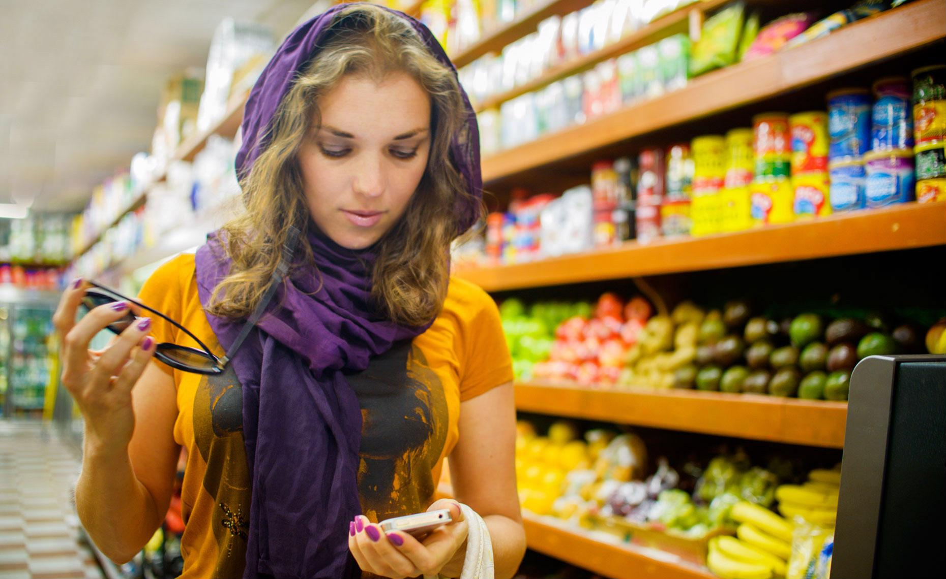 Traditional merchandising in the age of self service