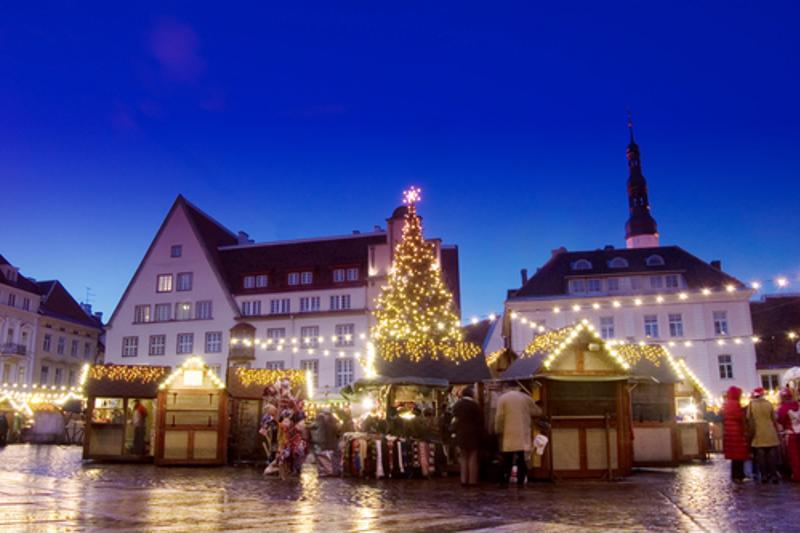 Christmas markets are a wonderful way to enjoy the season.