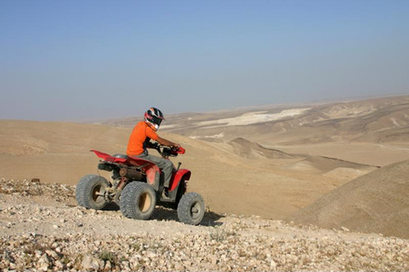 ATV manufacturer Polaris is facing a securities class action suit.