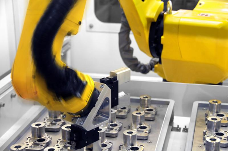 Industrial organizations must prepare for an era in which robots will think for themselves.
