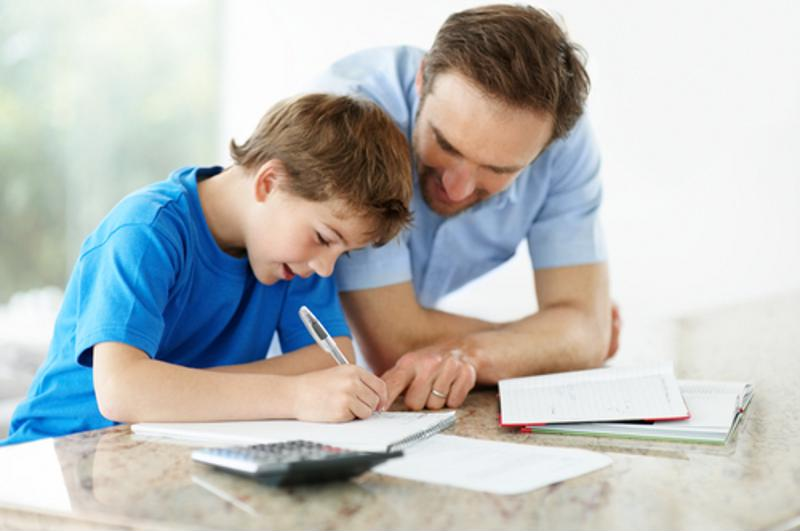 Sharing academic progress with parents enables them to be more helpful at home.