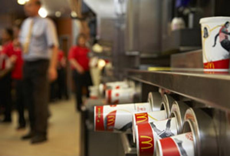 McDonalds will be one of the first companies to integrate decision technology into the customer point of sale at a brick and mortar location.
