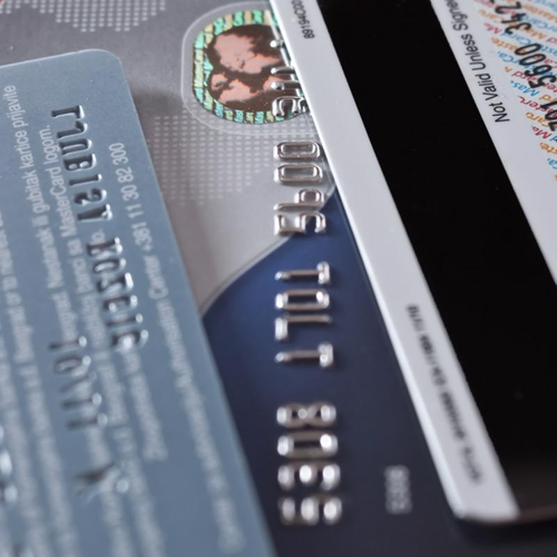 Magnetic stripe cards could become passe more quickly than expected.