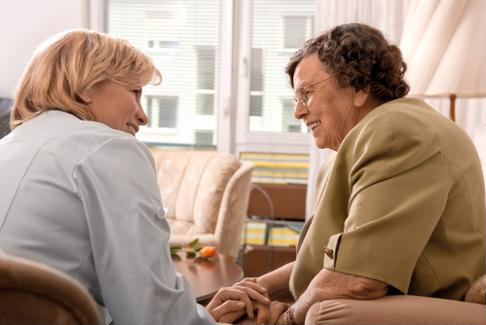 When you become a caregiver for an older loved one, it may be harder to maintain the same social ties you had before.