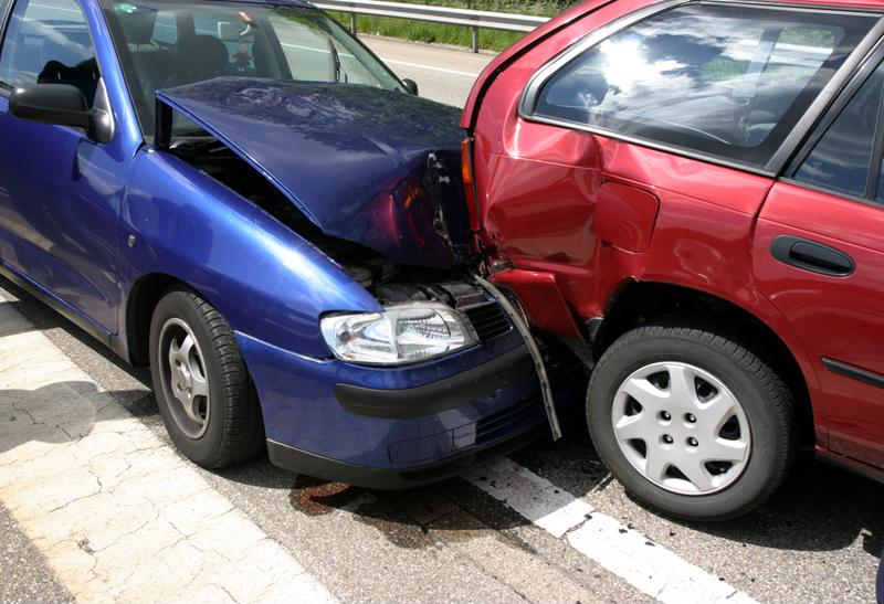 Distracted driving has led to more rear-end collisions.
