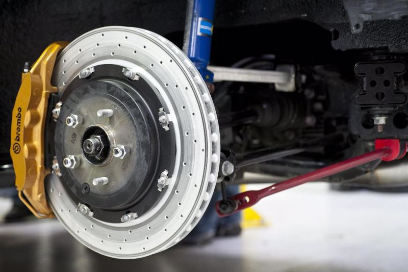 Being able to hear problems with brakes is going high-tech.