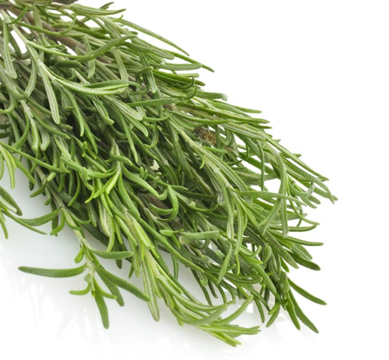 Rosemary is a great choice for sweet or savory frozen concoctions.