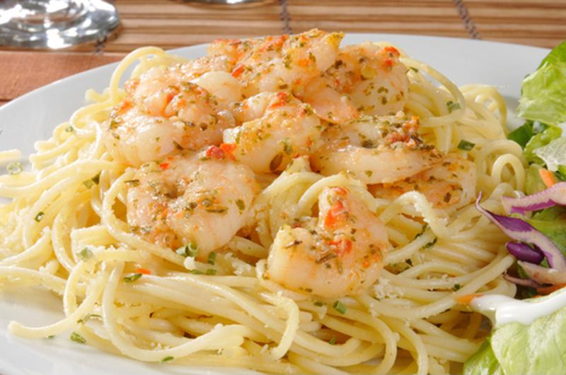 April 29 is National Shrimp Scampi Day.