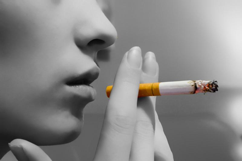 Indoor smoking can be a smelly habit.