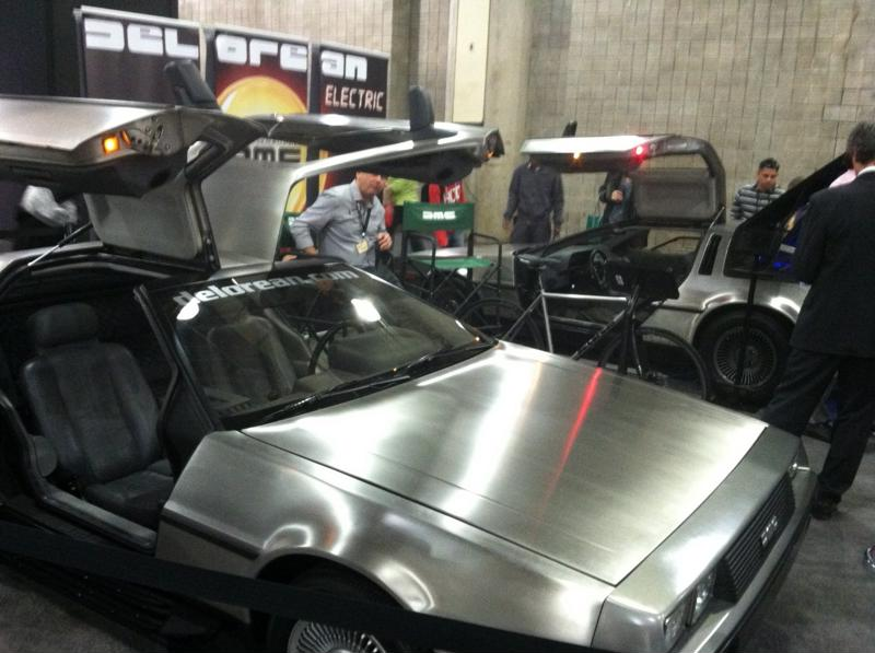 The DeLorean Time Machine has stood the test of time, and today is a household name.