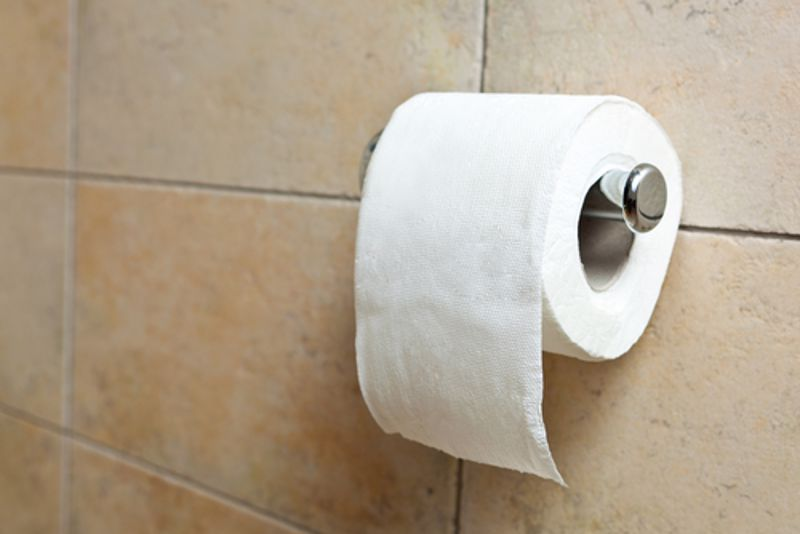 Toilet paper was in short supply throughout the early days of the coronavirus pandemic.