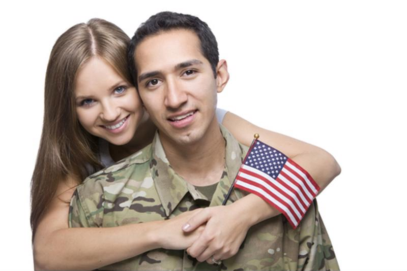 Consider military discounts for an affordable date night.