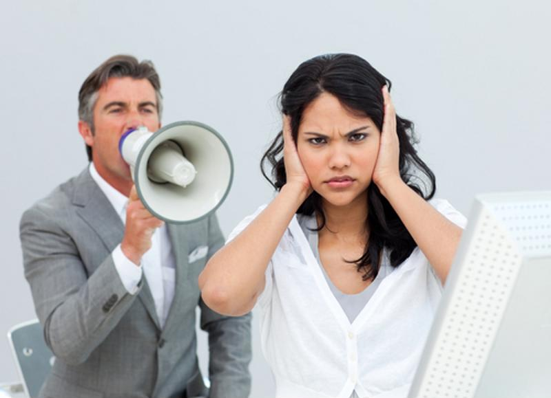 Noise levels in open offices can hamper productivity.