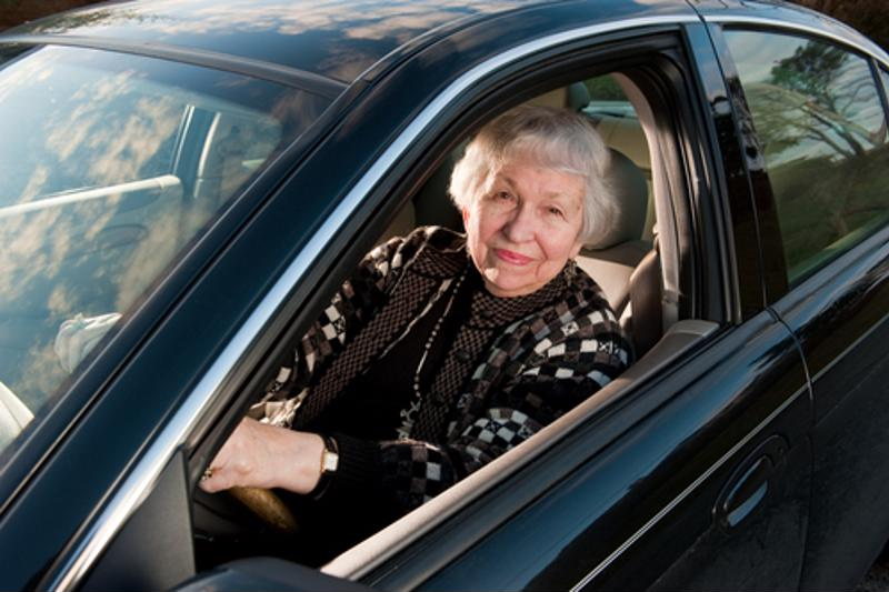 Not all seniors can safely drive. Offer to be their chauffeur wherever they need to go.