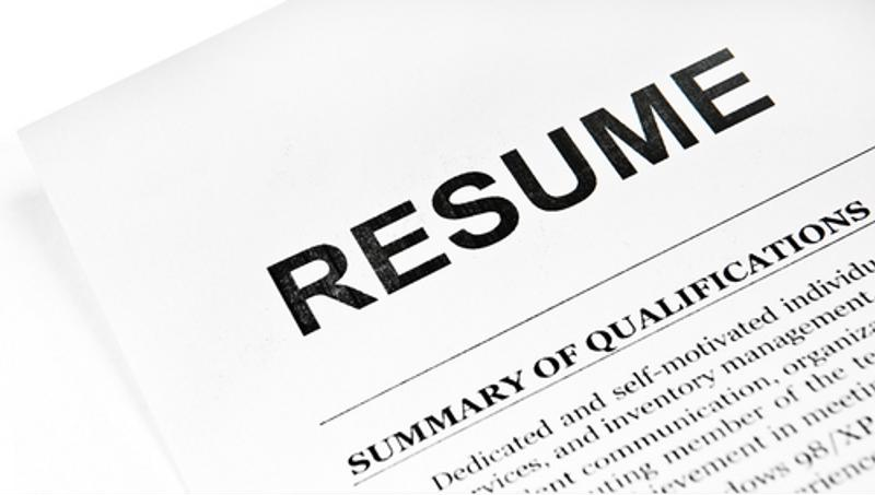 how to make your resume stand out for communications jobs