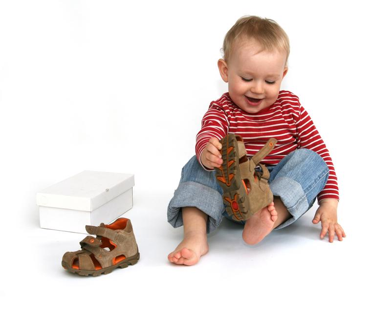 Bump-toe sandals offer protection from hazards as well as a sturdy platform  to reduce the risk of injury.