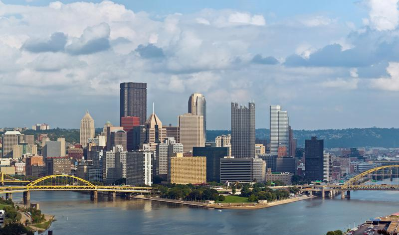 Steel city has a ton of employment opportunities.