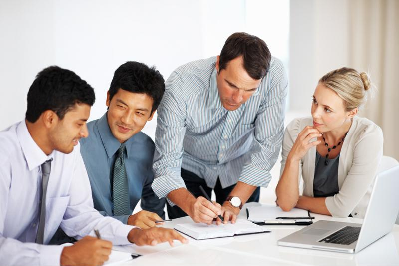 A good training program incorporates your entire organization.