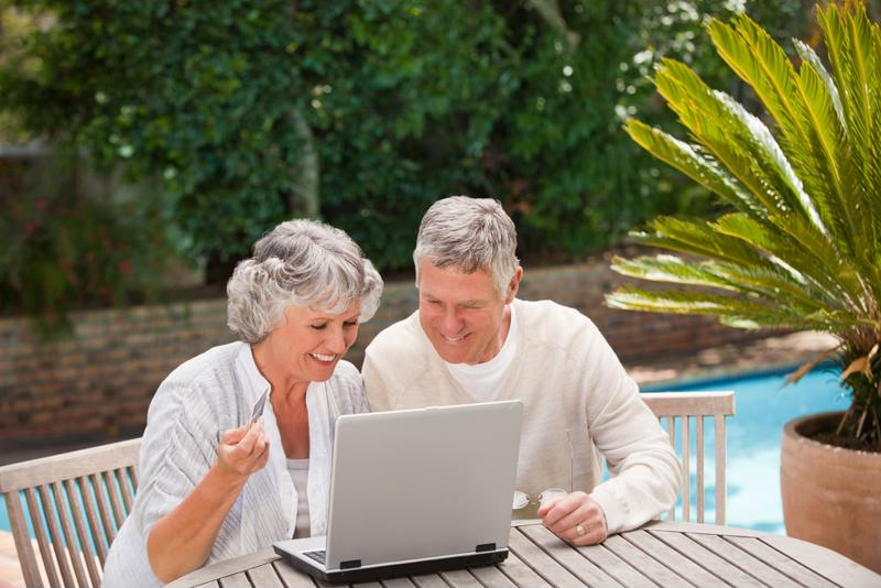 Older people increasingly use digital channels to communicate with life insurers.