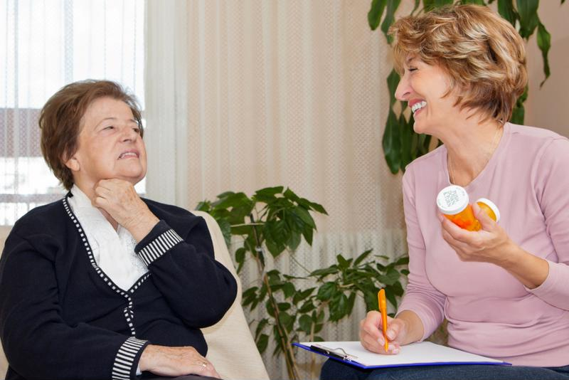 Moving to a senior living community can give you access to additional support.