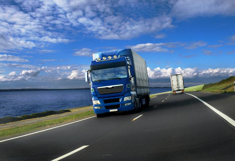 Driverless trucks could come soon.