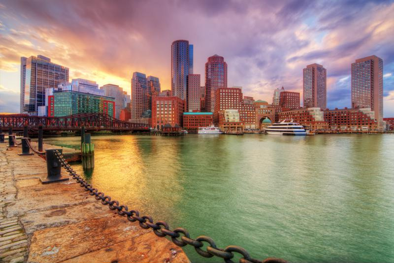 Rent prices in Boston have fallen for the first time in seven years.