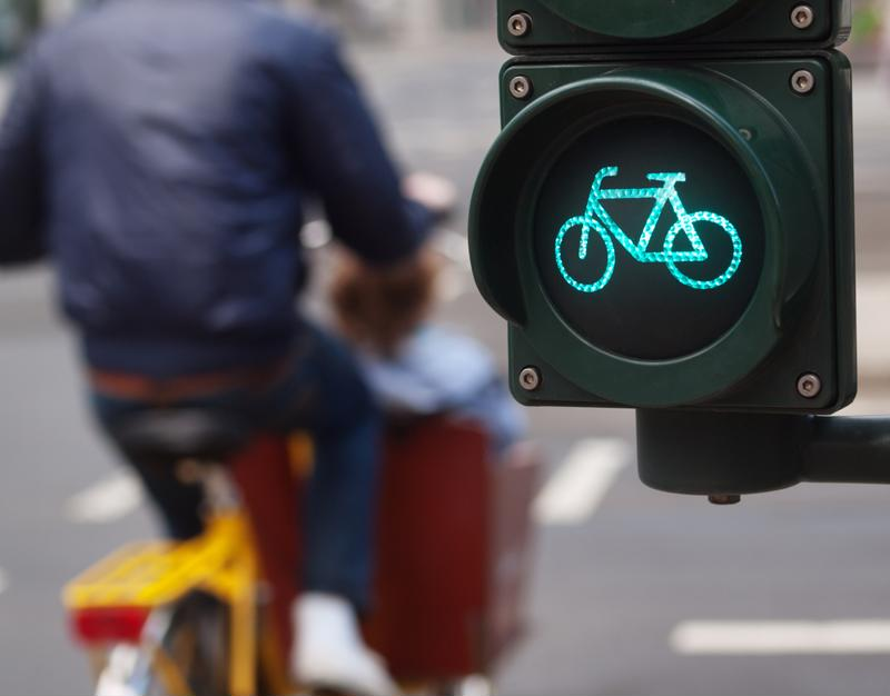 The IoT and bicycling revolutions could bolster smart cities.