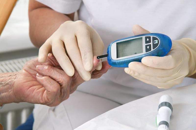 The key to reversing diabetes is removing fat from the diet.