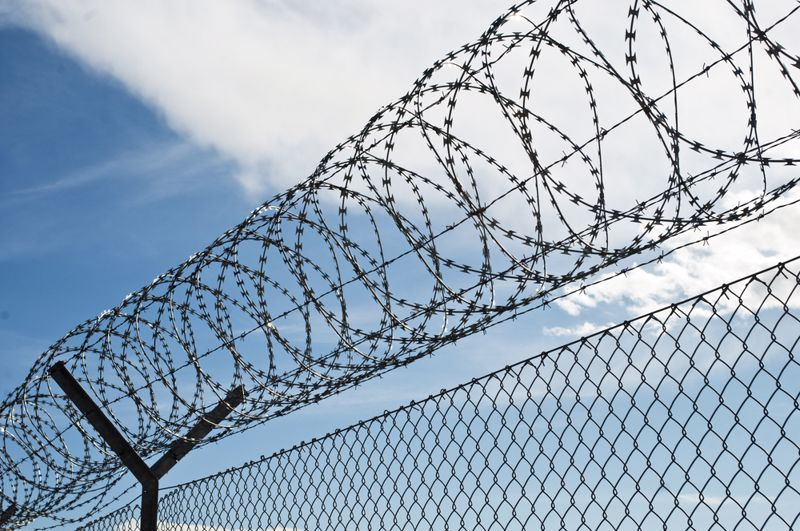 Aluminium security mesh can protect any high-valued space