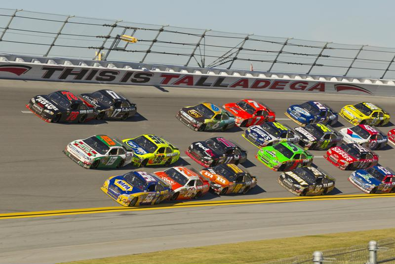 The Toyota Owners 400 is the 12th race on the NASCAR Sprint Cup Series schedule.