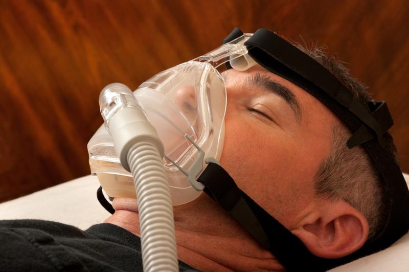 A CPAP has been found to be an effective treatment for obstructive sleep apnea.