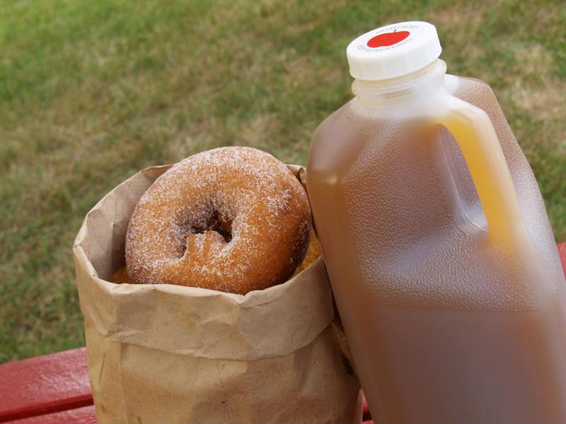 Make your own tasty batch of cider donuts right at home with this recipe.