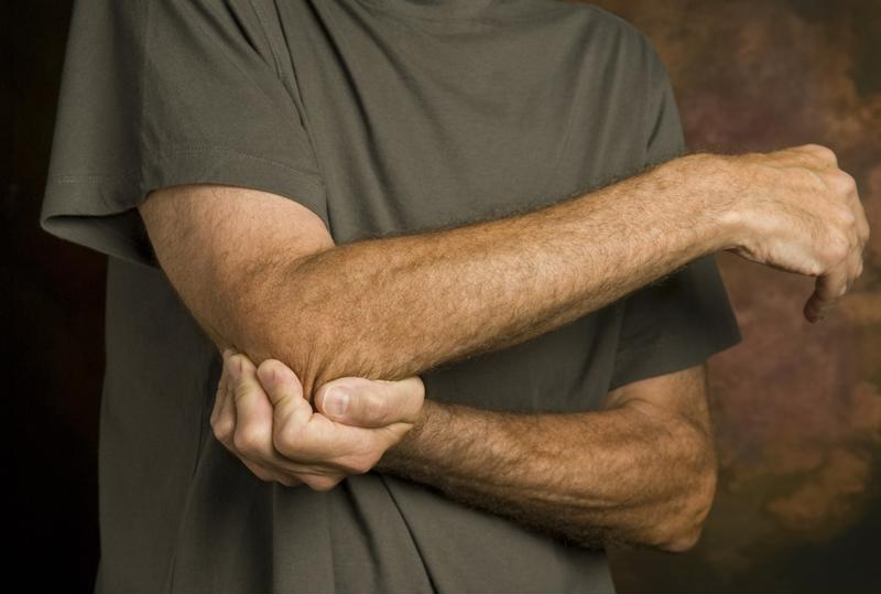 Elbow pain? It could be from tennis.
