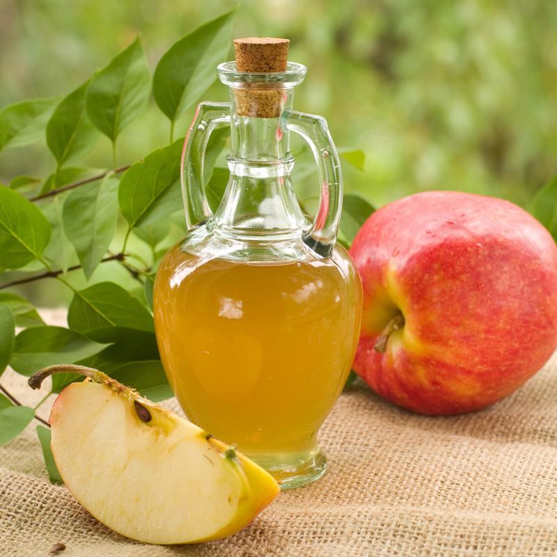 Add a splash of apple cider to make your latte even tastier.