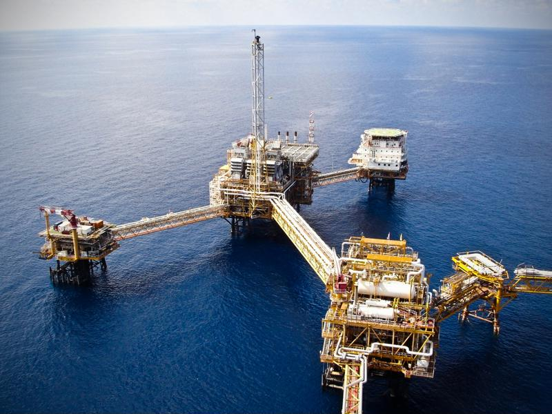 Deep sea drilling is one of countless applications for IoT solutions.