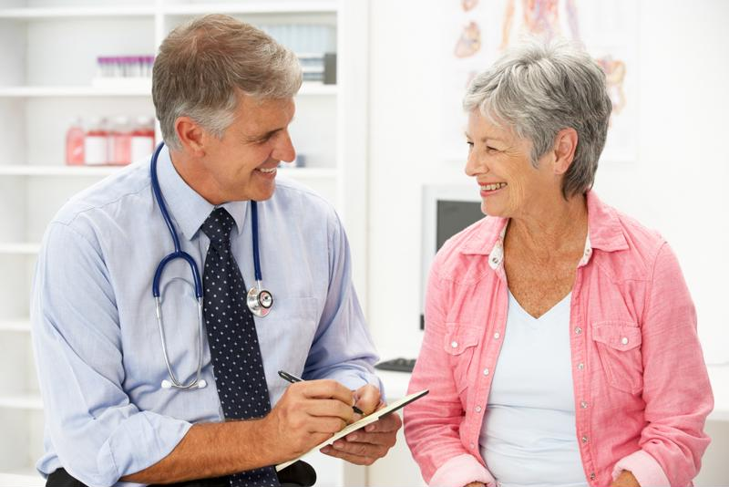 See your GP regularly to ensure your blood pressure levels are healthy.