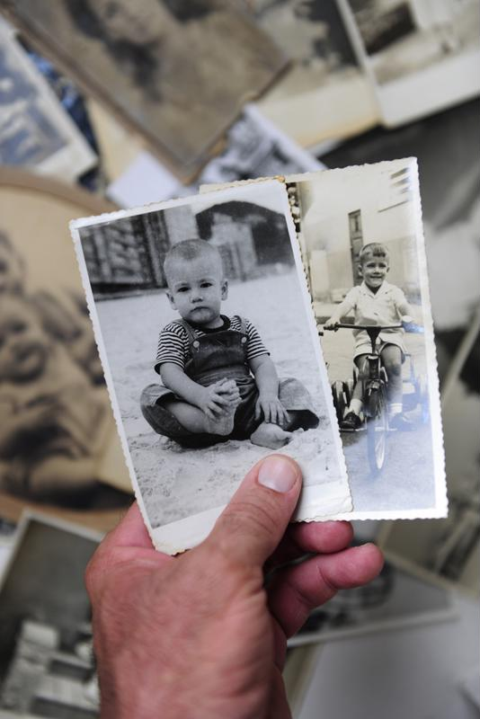 photographs, photo album, childhood, nostalgia, Alzheimers