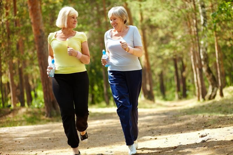 Regular physical activity reduces your risk of having a heart attack.