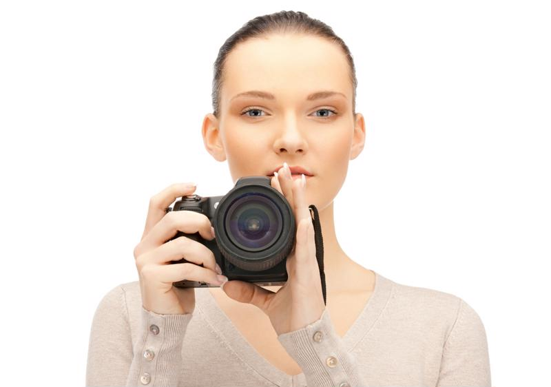 Get a friend to take a professional photo of you for your profile.