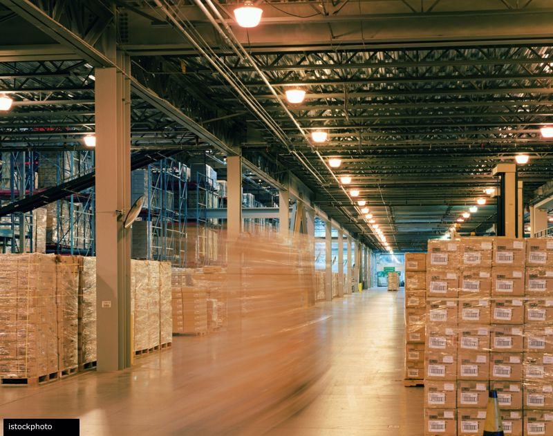 IoT devices is helping businesses determine where their inventory is at all times.