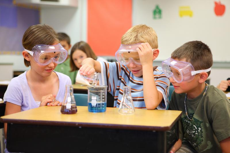 To take science class to the next level, school administrators need the right safety equipment.
