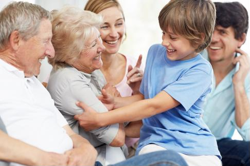 Health benefits of intergenerational activities