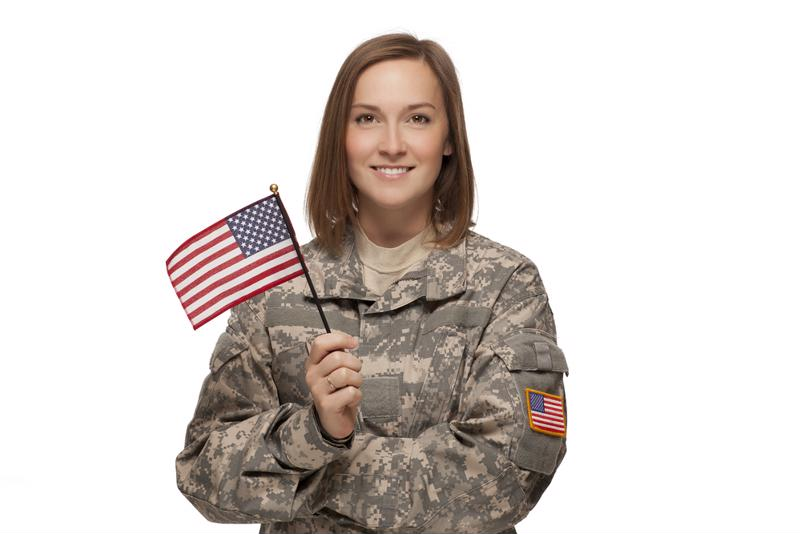 Women are getting more opportunities in the armed forces than ever before.