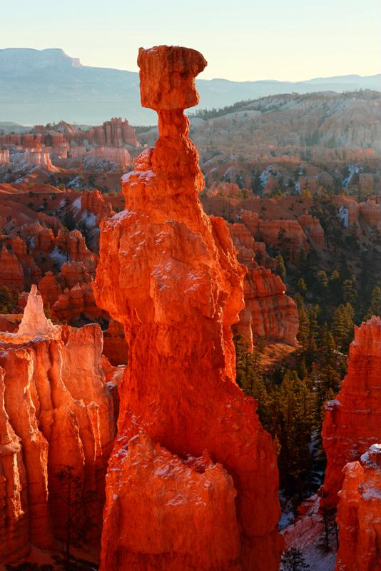 It's unusual rock formations draw thousands of visitors every year.