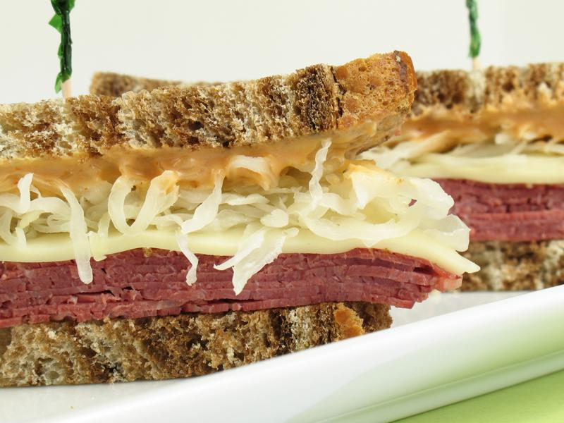 The Reuben is one classic deli sandwich that has been enjoyed for generations.