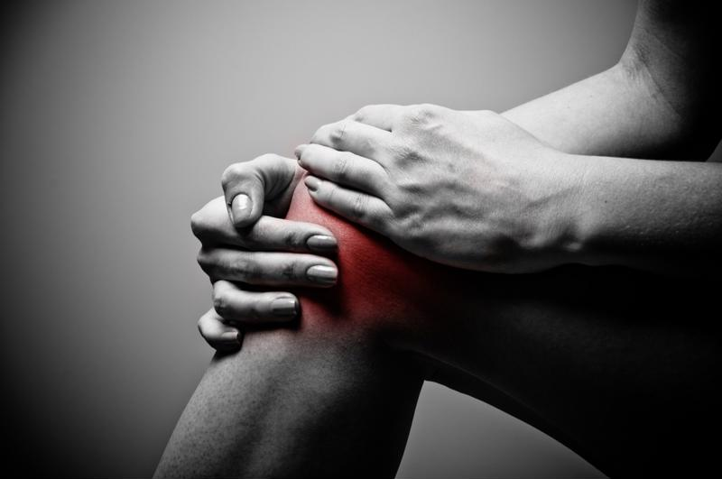 Knee pain can come from walking too much without stretching properly.
