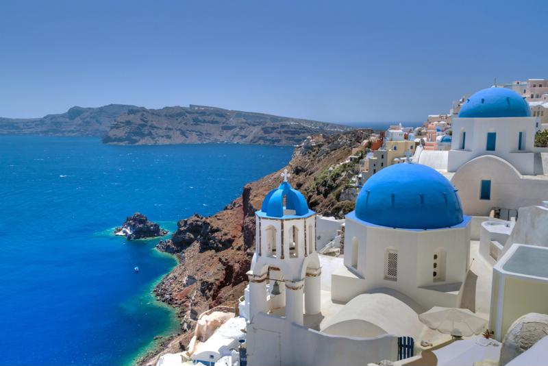 Greece may be beautiful, but the country lacks job opportunities.