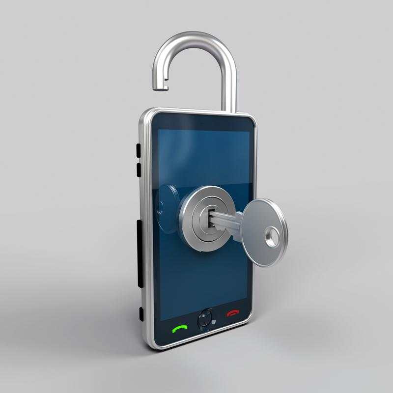 Mobile device security can compromise sensitive information.